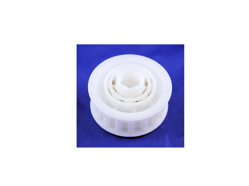 Dolphin Diagnostic Pulley For Flat Shaft Part # 3883645