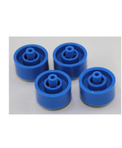 Pool Blaster Catfish Vacuum Head Wheels (Set Of 4) Water Tech Part # CAT050