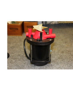 Pool Rover Plus Pump Motor Aqua Products Part # A600503 & SA69002