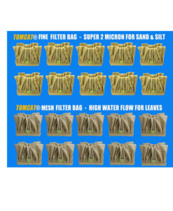 Aquamax Junior Plus Filter Bag Special 20 Pack Tomcat Replacement Part
