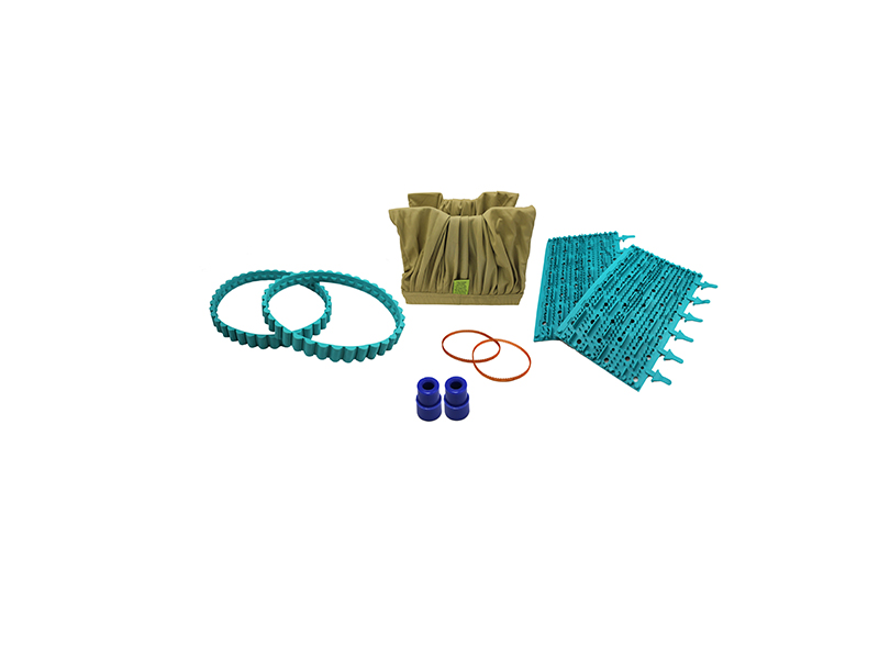 Tomcat Tune Up Kit w/Rubber Brushes Replacement For Aquabot