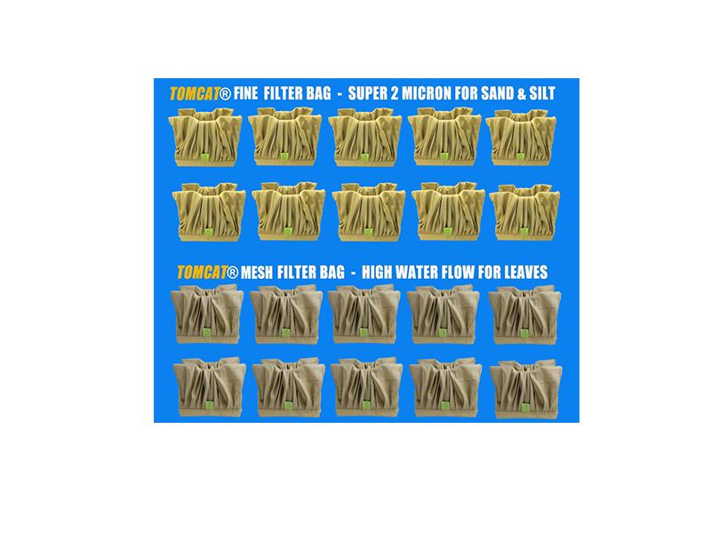 Aquabo Elite RC Filter Bag Special 20 Pack Tomcat Part
