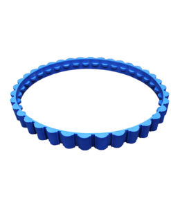Aquabot Storm Drive Track (Each) Blue Tomcat Replacement Part