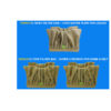 Aquabot Supreme Filter Bag Special 2 Fine 1 Mesh Brown Tomcat Replacement Part