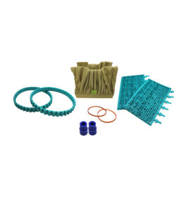 Aquabot Turbo T RC Tune Up Kit Teal Tomcat Replacement Part