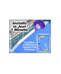 Pool Devil Pro Pool Surface Vacuum Cleaner Promo