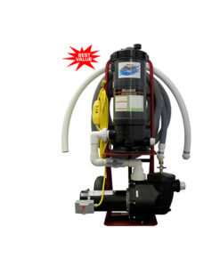 Tomcat Top Gun Maverick Portable Pool Vacuum 2