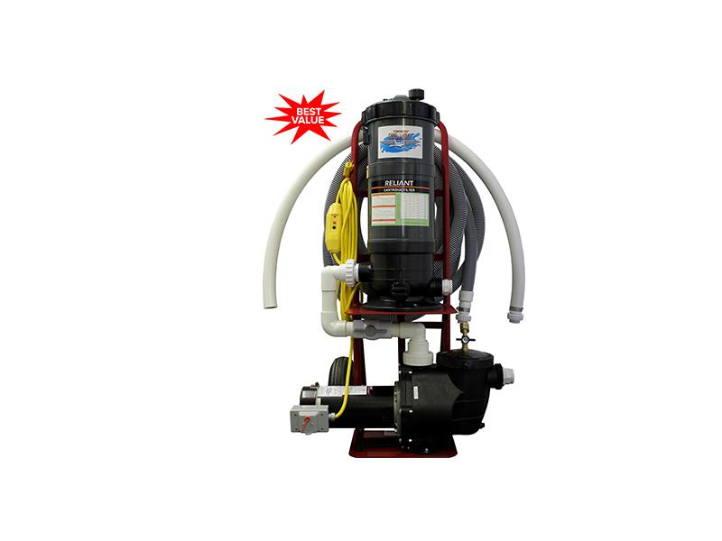 Tomcat Top Gun Maverick Portable Pool Vacuum