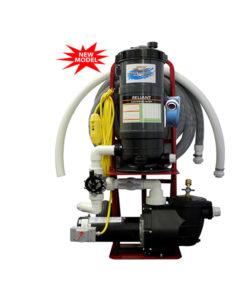Tomcat Top Gun Phoenix Portable Pool Vacuum 2