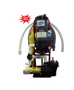 Tomcat Top Gun Pro 1.5 Portable Pool Vacuum 1
