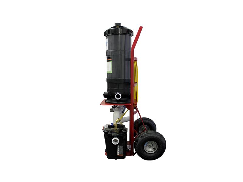 Exceptionnel Tomcat Top Gun Pro 1.5 Portable Pool Vacuum 3