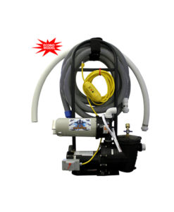 Tomcat Top Gun Sidewinder Portable Pool Vacuum 2