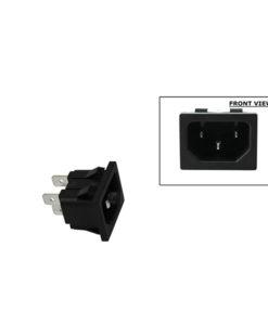 Aquajet Socket 3 Pin Male Tomcat Replacement Part #7108