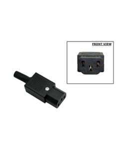 Merlin Plug Female 3 Pin Tomcat Replacement Part
