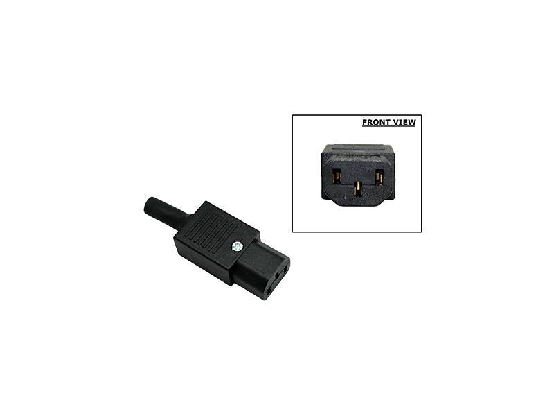 Merlin Plug Female 3 Pin Tomcat Replacement Part