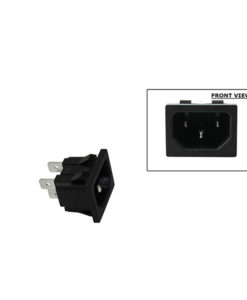 Pool Butler Socket 3 Pin Male Tomcat Replacement Part #7108