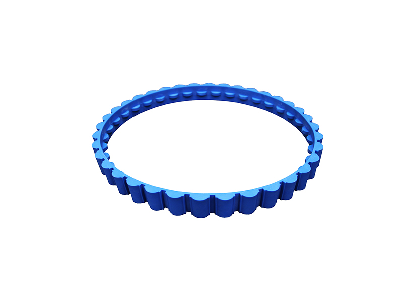 Aquabot Fury Drive Track (Each) Blue Tomcat Replacement Part