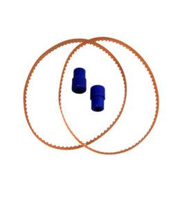 Aquaclean Drive Belt Kit Tomcat ReplacementPool Demon T Drive Belt Kit Tomcat Replacement