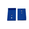 Blue Diamond Lock Tabs Blue Tomcat Replacement Part # 9204BL