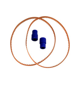 Blue Diamond RC Drive Belt Kit Tomcat ReplacementPool Demon T Drive Belt Kit Tomcat Replacement