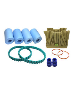 Blue Diamond RC Tune Up Kit Pva Brushes Teal Tomcat Replacement