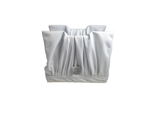 Cobia XL Filter Bag Mesh White Tomcat Replacement Part