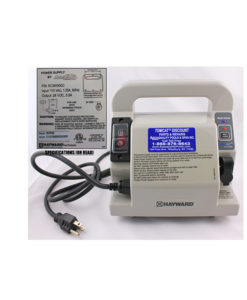 Hayward Tigershark QC Power Supply Part # RCX97453QC Formerly RCX36000