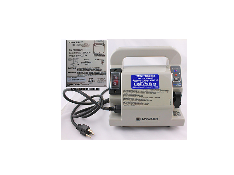 Hayward Tigershark Qc Power Supply Part Rcx36000
