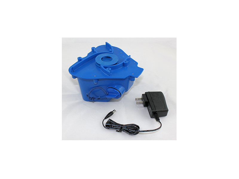 Pool Blaster Max Motor Box With Charger Water Tech Part # PBA003CG