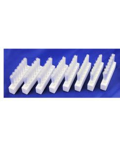 Pool Blaster Max CG Vacuum Head Brushes (Set Of 6) Water Tech Part # PBW049