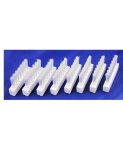 Pool Blaster Max Vacuum Head Brushes (Set Of 6) Water Tech Part # PBW049