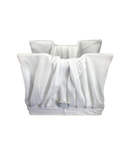 Aquamax Jr HT Filter Bag Mesh White Tomcat Replacement 8200