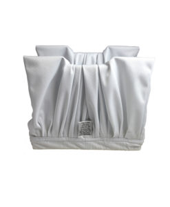 Aquamax Jr HT Filter Bag Fine White Tomcat Replacement Part 8100