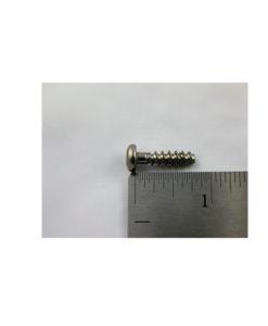 Aquavac QC Screw For Side Plate Part # RCX12011
