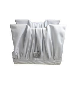 Aquamax Junior Plus Filter Bag Fine White Tomcat Replacement Part 8100