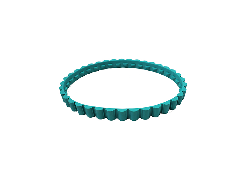 Verro 500 Drive Track (Each) Teal Tomcat Replacement Part